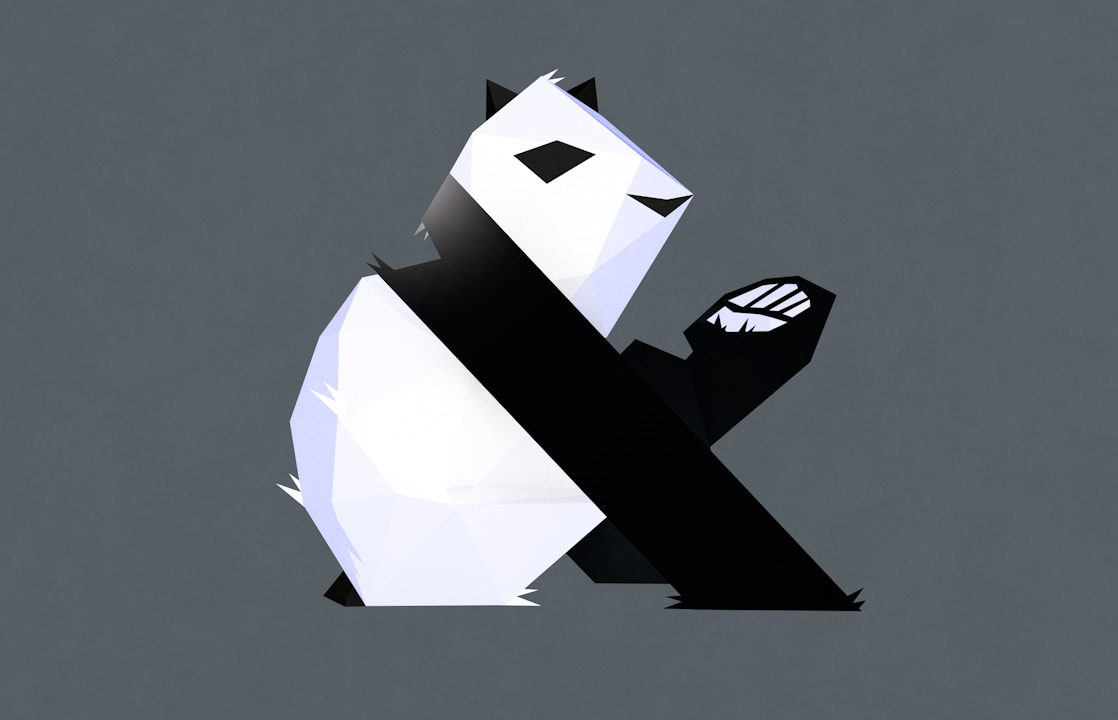 A p&a! Or a pandampersand! Ampersanda? For last weeks prompt at sevenoneblog.com wooo!