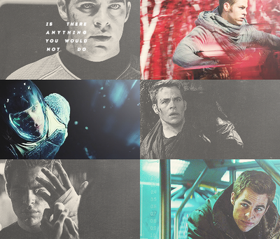 tori-hockey:  Jim Kirk | via Tumblr on @weheartit.com - http://whrt.it/14wtOW4