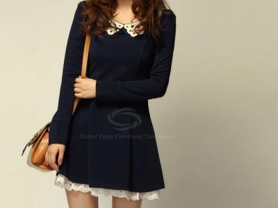 miss-shoppaholic:  Lace Hem