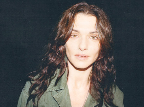 "exonsandintrons:  RACHEL WEISZ IN THE DEEP BLUE SEA ""It is difficult to feel comfortable when you're acting and you are naked. I was naked in my first movie, Stealing Beauty, and the director, Bernardo Bertolucci, sort of made me feel ridiculous even to be worrying about showing my breasts. In The Deep Blue Sea, my character has a passionate need for her lover. The director, Terence Davies, told me, 'Rachel, I would like you to lick his back.' My character needs to nourish herself through this man or she will perish. So I licked him. I was tempted to take a bite."""