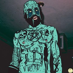 """MC Ride"" of Death Grips"