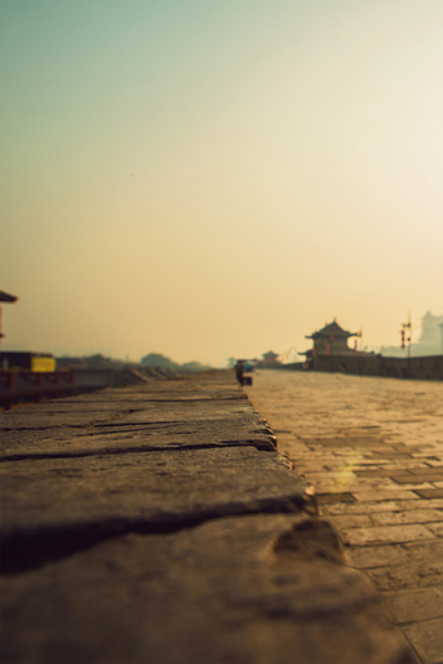 plasmatics-life:  Day 7 Xi'an - City Wall | by isayx3