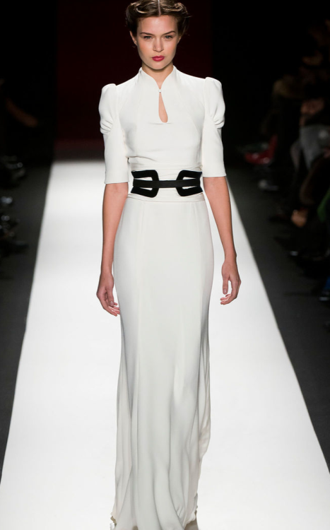 iluvsnoopy014:  Carolina Herrera Fall 2013-2014 Ready-to-Wear