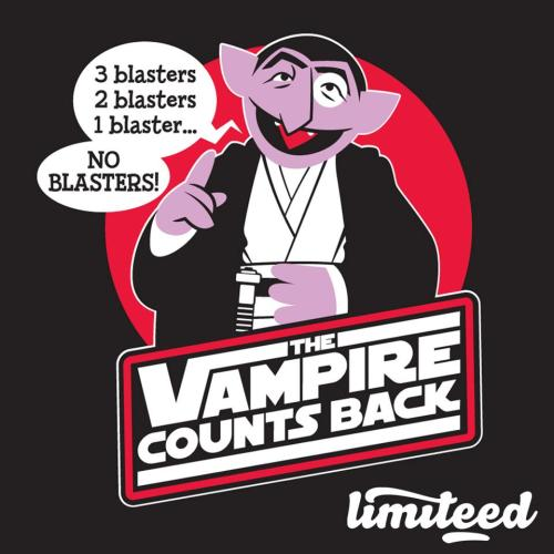 THE VAMPIRE COUNTS BACK by Sublevel Studios US $12 for 24 hours only Artist: Website | Facebook