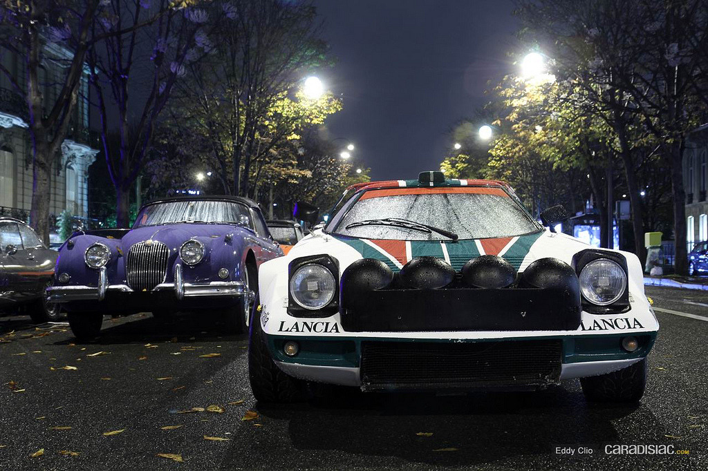 automotivated:  LANCIA STRATOS - 1 (by Eddy Clio)