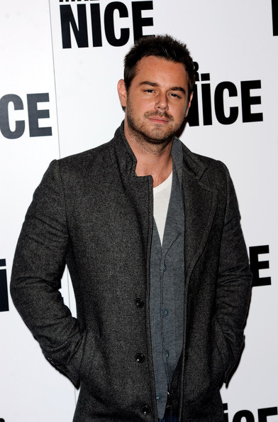 Danny Dyer, is beautiful.