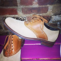 Smart shoes for a smarty pants! Cole Haan men's 7 medium.  (at The Meat Market Brooklyn)