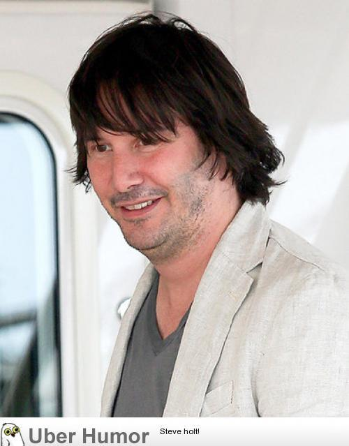 I heard Keanu Reeves was putting on weight for a movie, but GOOD LORDhttp://meme-rage.tumblr.com