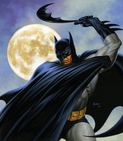 Batman by Joe Jusko