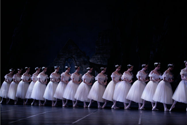 Fan of the ballet? Check out my post at vogue.com.au on the Paris Opera Ballet's exclusive season in Sydney.