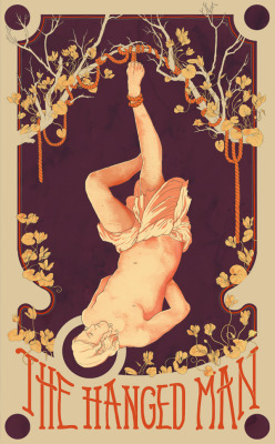 visualgraphic:  The Hanged Man by Arthur Duarte