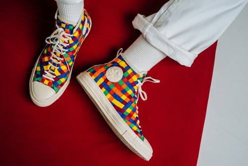 Converse Chuck Taylor All Star 'Multicolor Weave'Pack