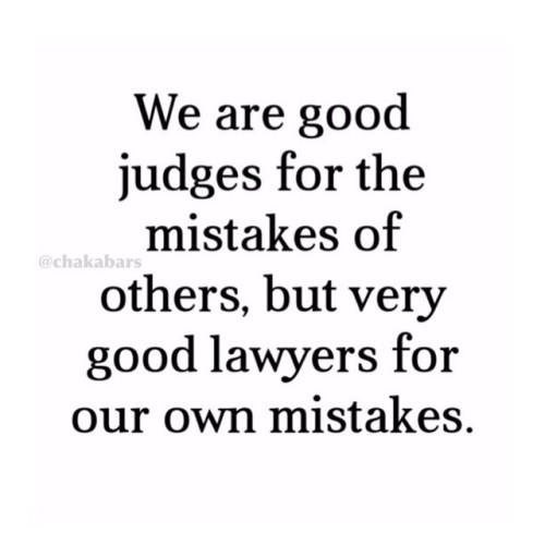 regram @thegoodquote #thegoodvibe #thegoodquote #goodvibesWe judge so easy…