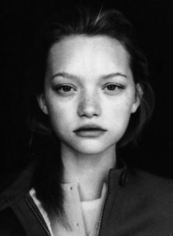 luxmint:  modelindustry:  Gemma Ward  i love her so much it hurts