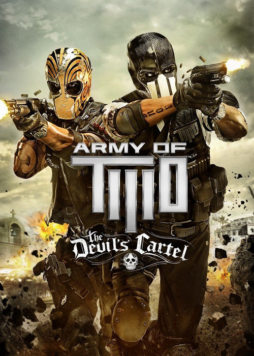 gamefreaksnz:  Army of Two The Devil's Cartel: new video, screens  EA has released a new gameplay video and screens from Army of Two: The Devil's Cartel.
