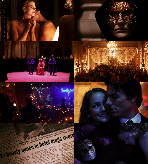 Eyes Wide Shut (1999) - Dir. Stanley Kubrick
