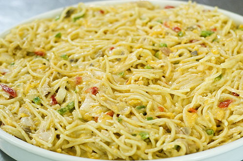 (via Chicken Spaghetti | The Pioneer Woman Cooks | Ree Drummond)