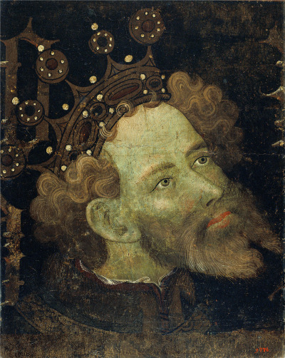 beardbriarandrose:  Jaume Mateu - Peter III the Ceremonious (1427)