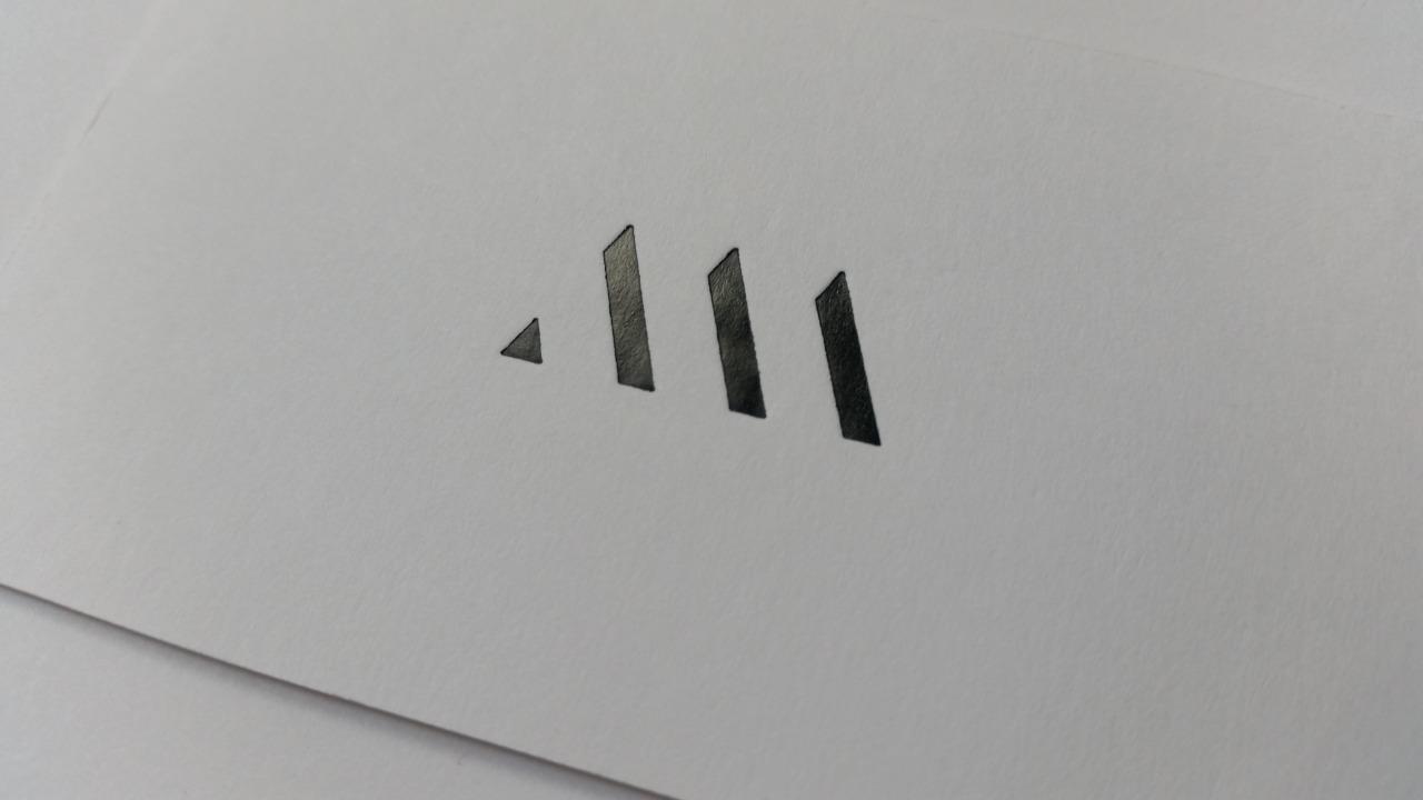 Letterpress Printers: Custom Business Cards NYC - Publicide ...