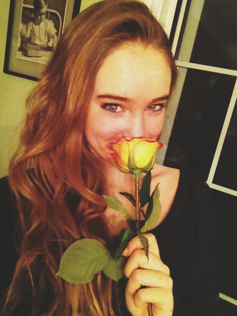 Roses for valentine's day/musical. :):)