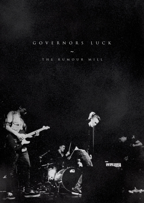 Little something I put together for the band Governors Luck. Find them at https://www.facebook.com/Governorsluck