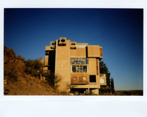 phdonohue:  arcosanti, cordes junction, arizona