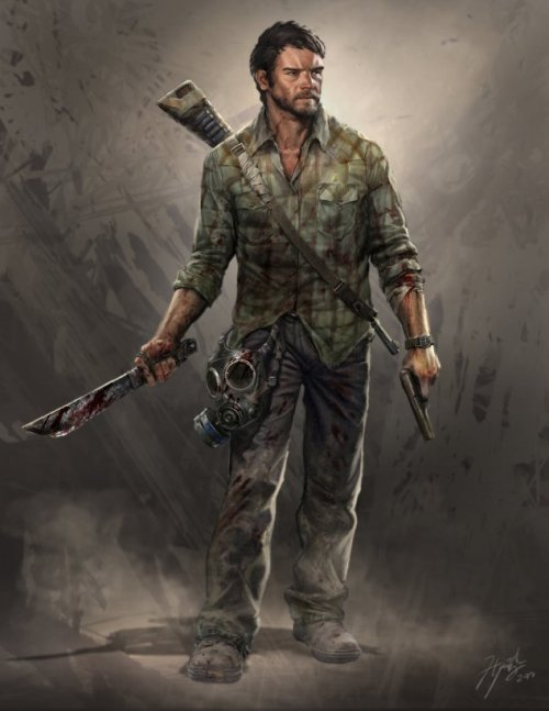 gamefreaksnz:  Video: The Last of Us TV commercial released  The second television commercial for Naughty Dog's upcoming survival-horror title 'The Last of US' was aired over the weekend.