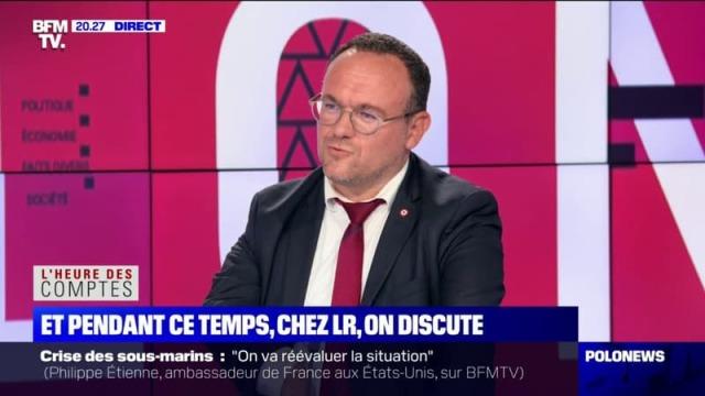 Damien Abad: On ne peut pas avoir un alignement pur et simple sur les États-Unis https://ift.tt/2W0JFST #francenewsfeeds#nouvelles#UPDATE#BREAKING#NEWS#francenews#frenchnews#paris#france