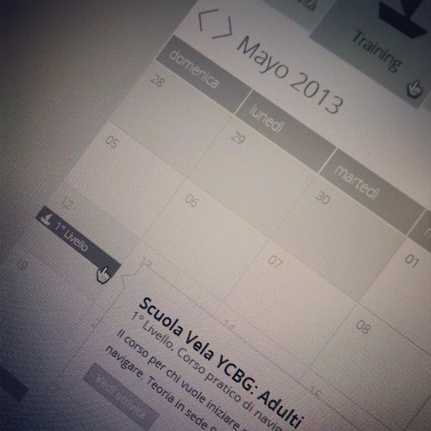 Note Tooltip on Month view / #wireframing #justnow at pixelgdesign@pixelgdesign / #web #ui #design #studio #WIP #wireframe #screenshot #working #webdesign #hubcreative #project #workoftheday  (presso WebPaté)