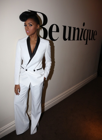 Janelle Monae at Essence Magazine'sMay Issue private dinner party
