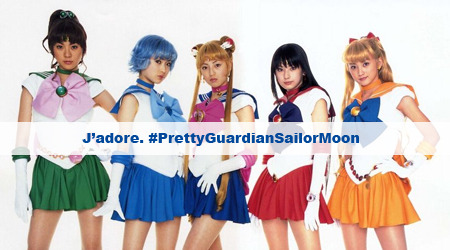 J'adore Pretty Guardian Sailor Moon