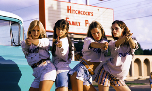 """draculaslunchbox:  floweries:  Dazed and Confused (1993) dir. Richard Linklater  """"You know, but that's valid because if we are all gonna die anyway shouldn't we be enjoying ourselves now? You know, I'd like to quit thinking of the present, like right now, as some minor insignificant preamble to somethi"""
