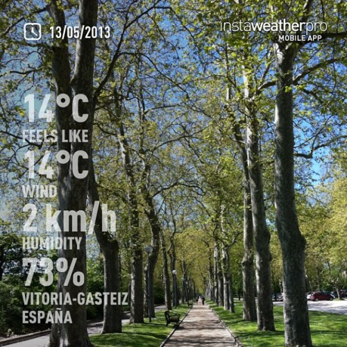 Campo de los Palacios #paseo #vitoriagasteiz #olarizu #weather #instaweather #instaweatherpro  #sky #outdoors #nature  #instagood #photooftheday #instamood #picoftheday #instadaily #photo #instacool #instapic #picture #pic @instaweatherpro #place #earth #world #vitoriagasteiz #españa #day #spring #skypainters #es