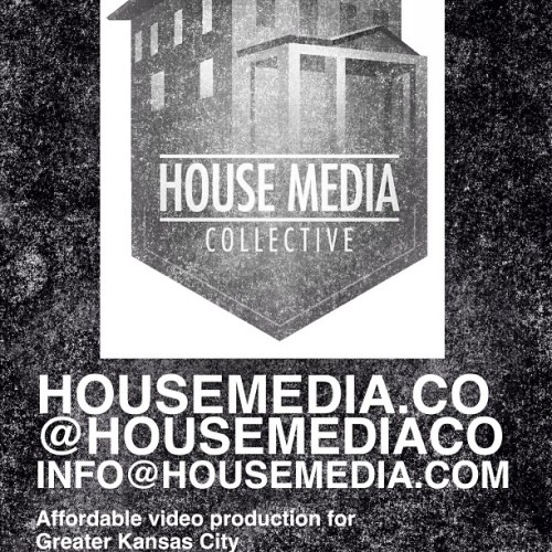housemediacollective:  Affordable video production for Greater Kansas City. #KC #KCMO #KansasCity