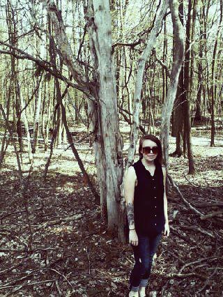 love the woods :)