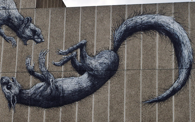 ROA in London, UK.