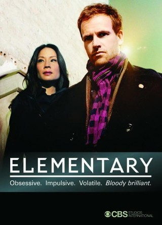 I am watching Elementary                                                  70 others are also watching                       Elementary on GetGlue.com