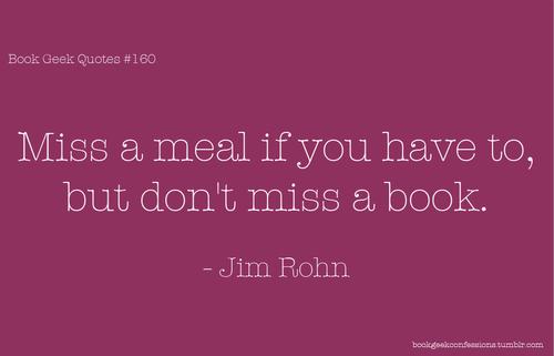 I live my life around this quote.