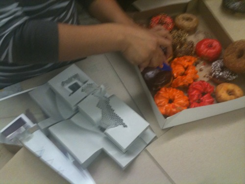 Donuts and 3D Prints