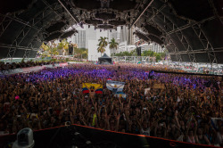 paavosiljamaki:  This was our epic view on Sunday at #UMF… amazing, how was the show for you?