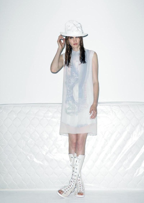 marilynne:  Acne's Resort 2013 Collection   Acne's Resort 2013 Collection