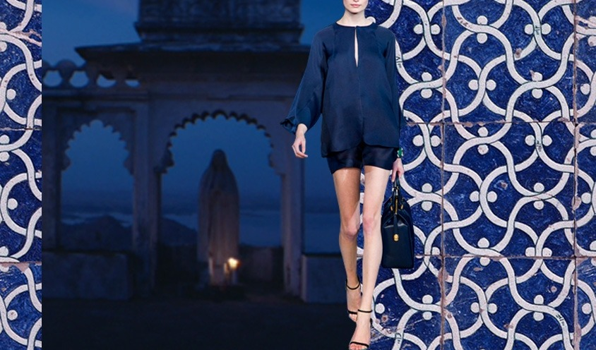 ARMANI SPRING 2013THE DARJEELING LIMITED