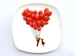 Creativity with Food -