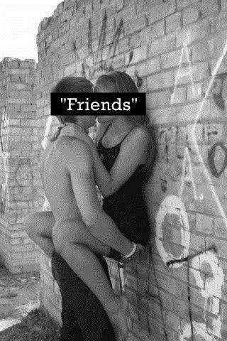 alesalazar14:  JUST friends | via Facebook en @weheartit.com - http://whrt.it/Z9S3sX