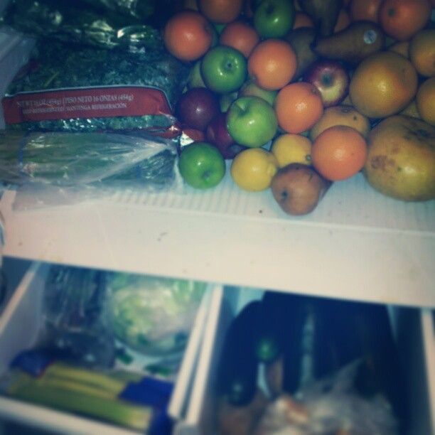 now this is what a refrigerator should look like!!!! #healthyliving  #healthyeating #absaremadeinthekitchen #eatclean #eatingtolive