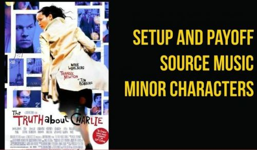 Film examples: The Truth About Charlie (2002) dir: Jonathan Demme