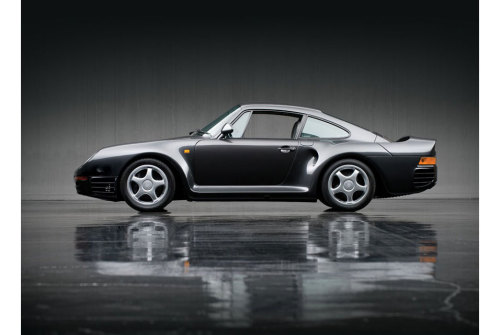 1988 Porsche 959 'Komfort', Don Davis Collection