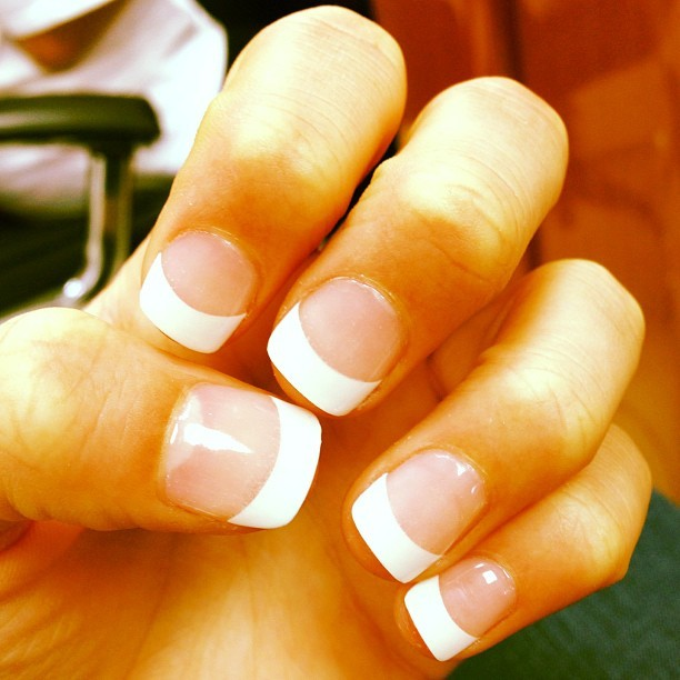 Finally got my nails done💅💄💋