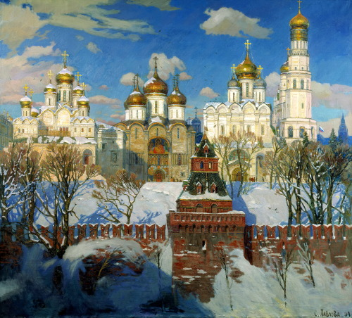 Heart of Russia - Oksana Pavlova 2004