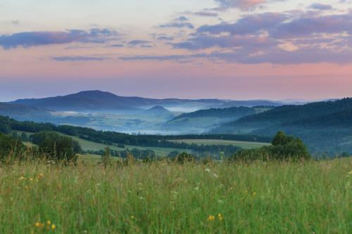 miroslawpruchnicki:    Summer morning in the Bieszczady Mountains  05_07_2020 Stężnica, Poland